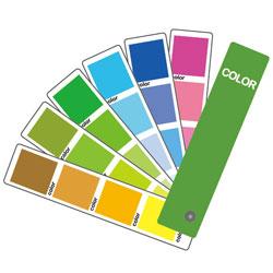 ホームページの色の決め方